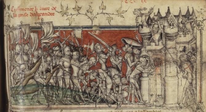 الحملة الصليبية على مصر عام 1365 م
