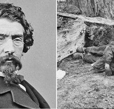 ماثيو برادي أبو التصوير الصحفي وصوره الصادمة التي كانت السبب في وقف الحرب الأهلية الأمريكية