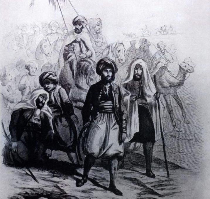 إبراهيم باشا في الحرب الوهابية