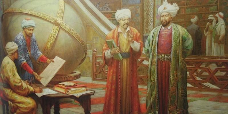 العثمانيين عند المسلمين