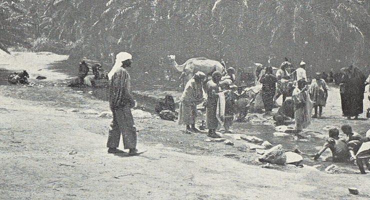 العربان في تاريخ مصر