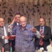 تكريم المحترم دكتور محمد مشالي إهانة للطب المصري!! ................