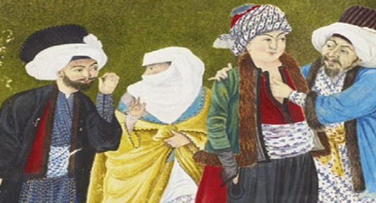 الجنس في الدولة العثمانية
