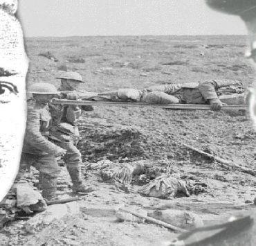 قتلى الحرب العالمية الأولى