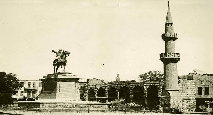 تمثال إبراهيم باشا