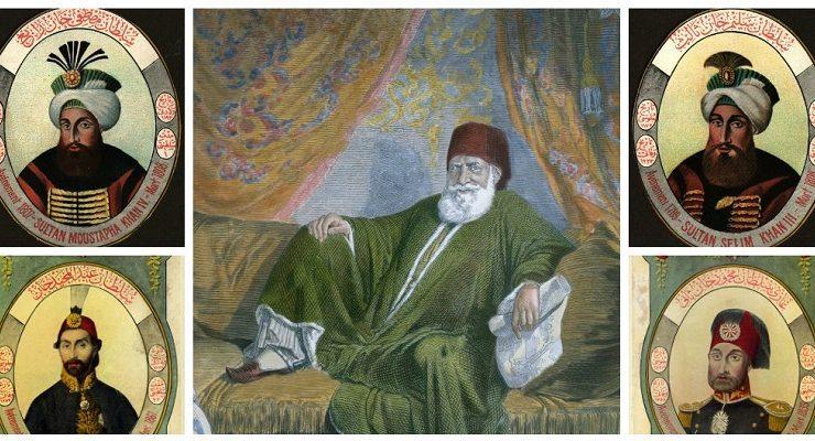 مذكرات محمد علي باشا المجهولة