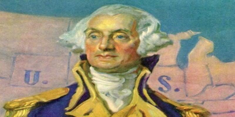 لماذا لم يضحك جورج واشنطن الميزان