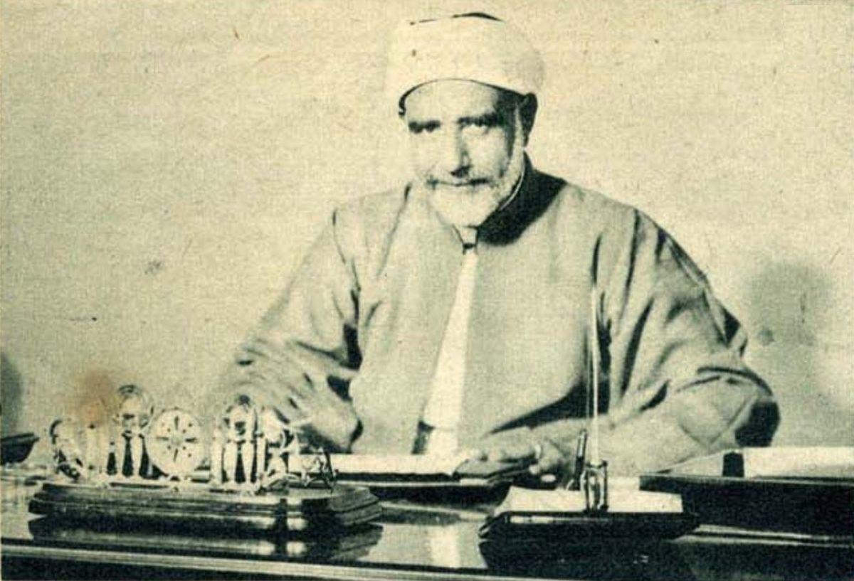 محمد مصطفى المراغي