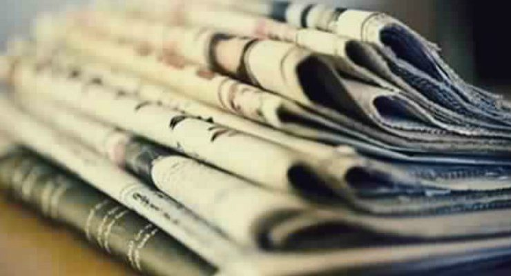 قصتان في حب الصحافة .....................................................