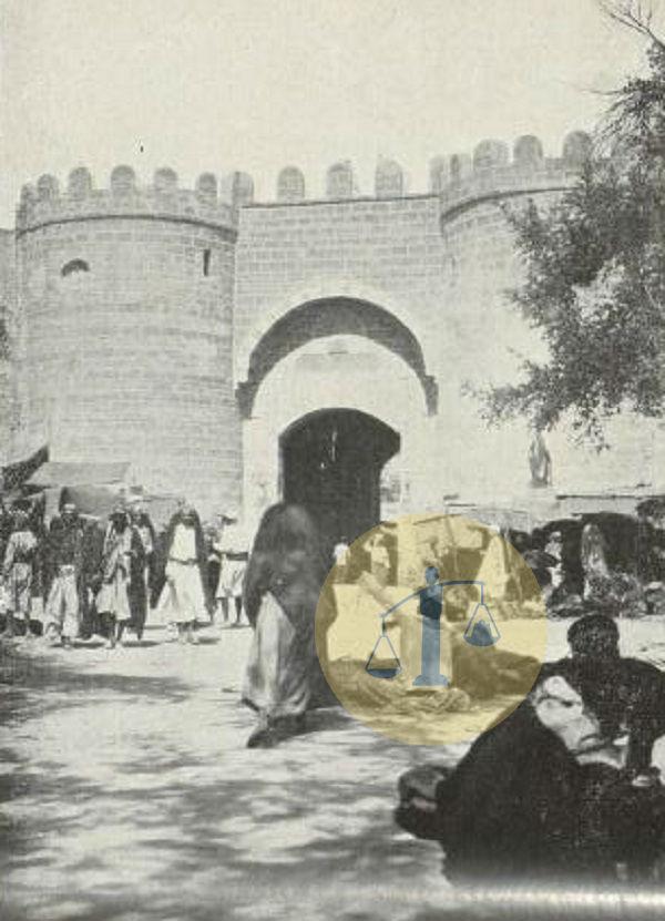 الباب المصري في المدينة