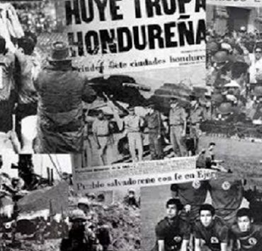 حرب سيلفادور وهندوراس