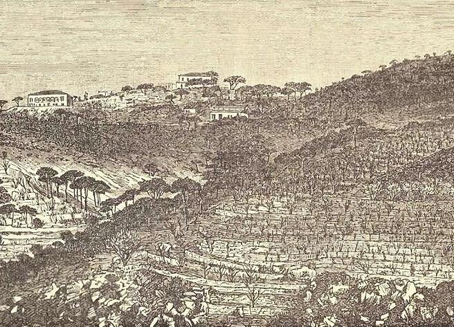 لبنان زمن العثمانيين