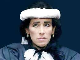 الفنانة المغربية ثريا جبران