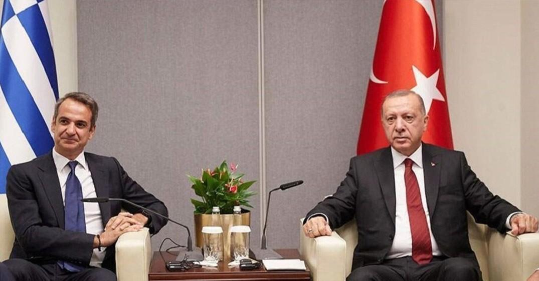 أردوغان ورئيس وزراء اليونان