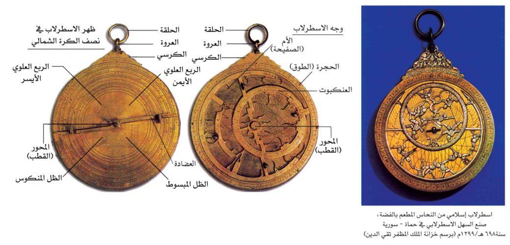 اختراع مريم الإسطرلابي