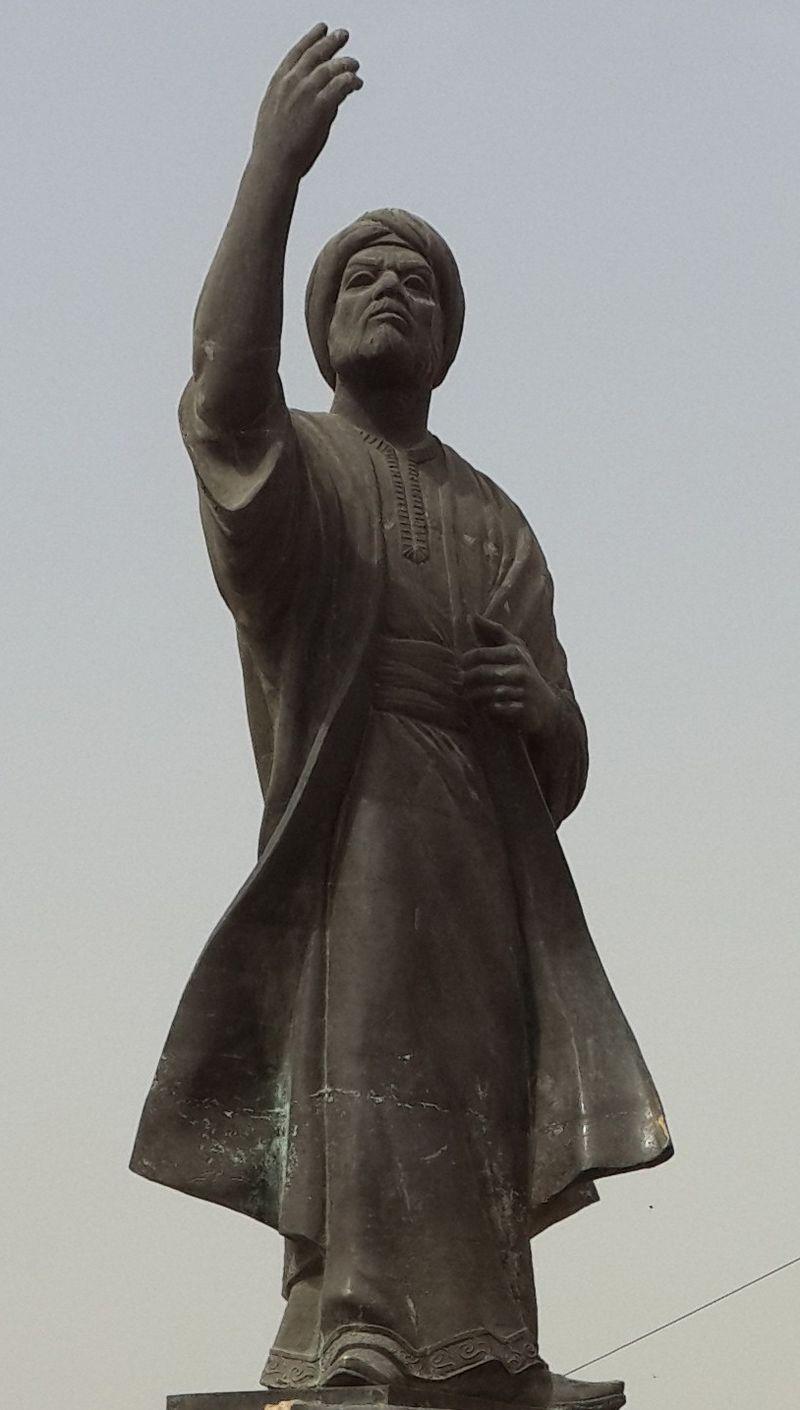 تمثال المتنبي