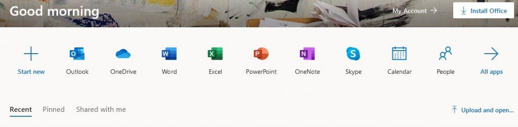الدليل الكامل لكيفية استخدام مايكروسوفت اوفيس اونلاين دون دفع أي رسوم