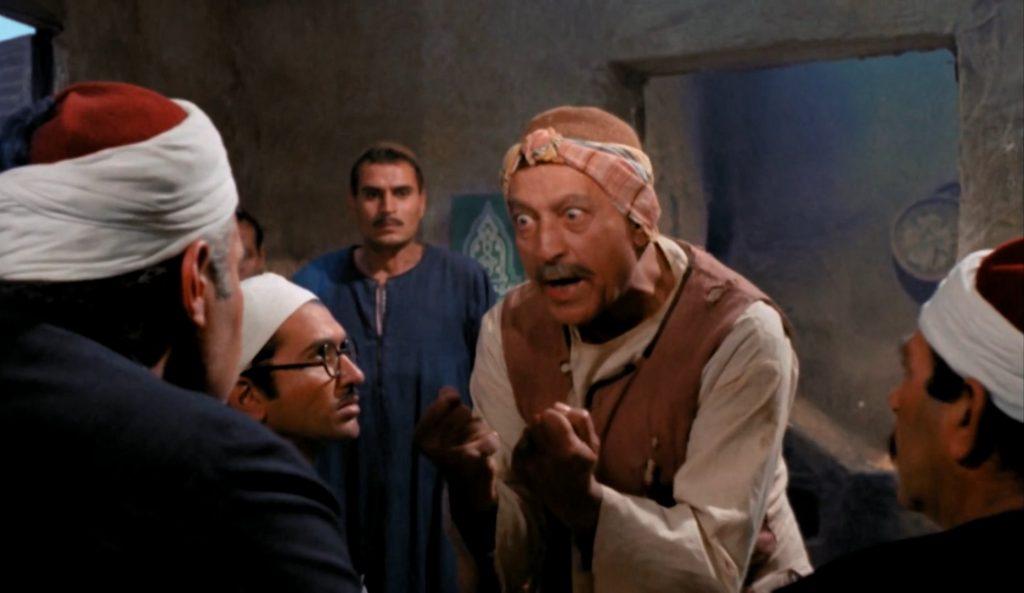 محمود المليجي فيلم الأرض