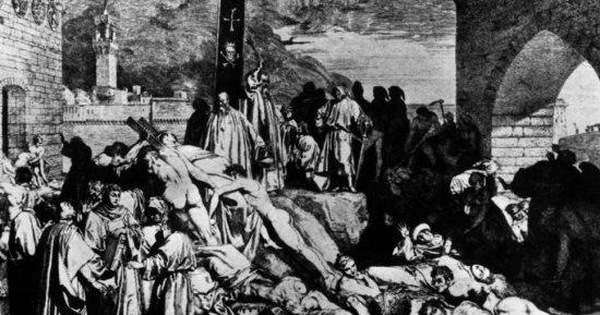 موت 70% من الصينيين في 536 م
