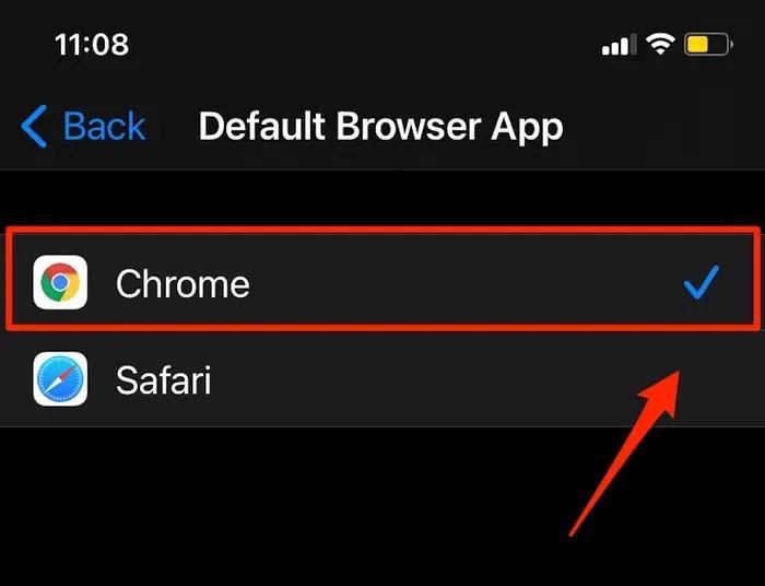 كيفية تغيير متصفح سفاري في الايفون والاعتماد على أي متصفح آخر عبر iOS 14