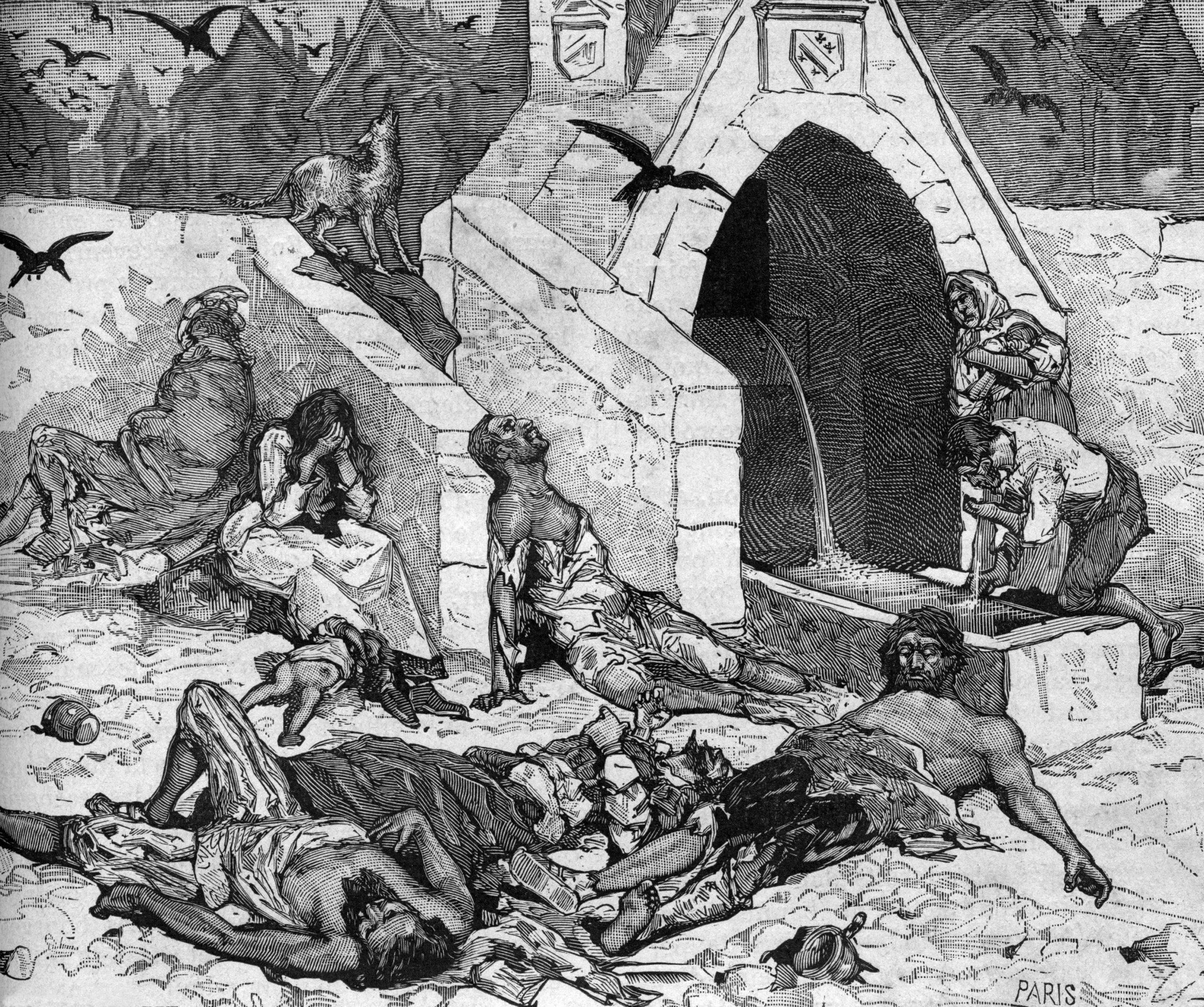 الطاعون عام 536 م