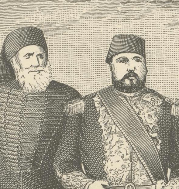 الخديوي إسماعيل - محمد علي