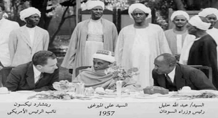 السيد الميرغني.. عميل مخابراتي أم ضيف دائم في قصر الرئاسة