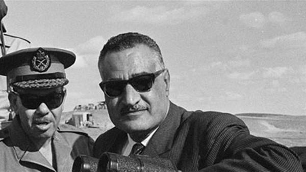 جمال عبدالناصر والفريق فوزي