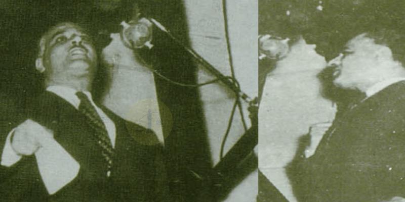 جمال عبدالناصر في الأزهر