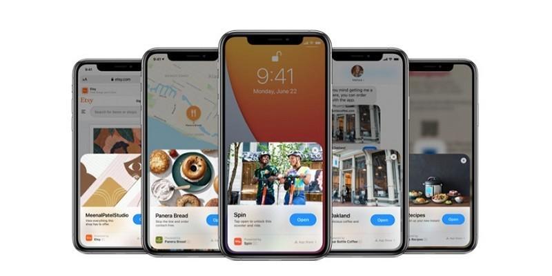 كيفية تجربة تطبيقات ايفون قبل تحميلها باستخدام خاصية App Clips في iOS 14