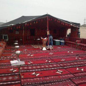 الخيمة البدوية