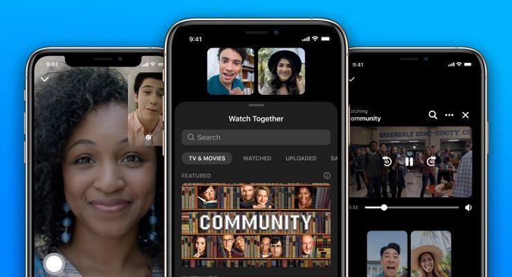 كيفية استخدام خاصية المشاهدة الجماعية في فيسبوك Watch Together
