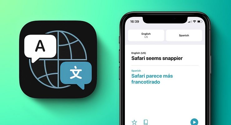 تعرف على كيفية استخداو تطبيق ترجمة ابل الجديد المدمج في تحديث iOS 14