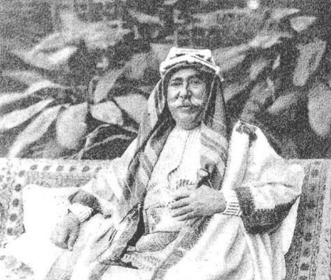 أحمد زكي باشا