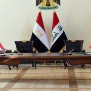 اتفاقيات مصر والعراق