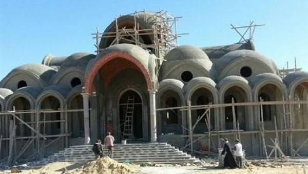 بناء كنيسة
