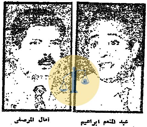 عبدالمنعم إبراهيم - آمال المرصفي