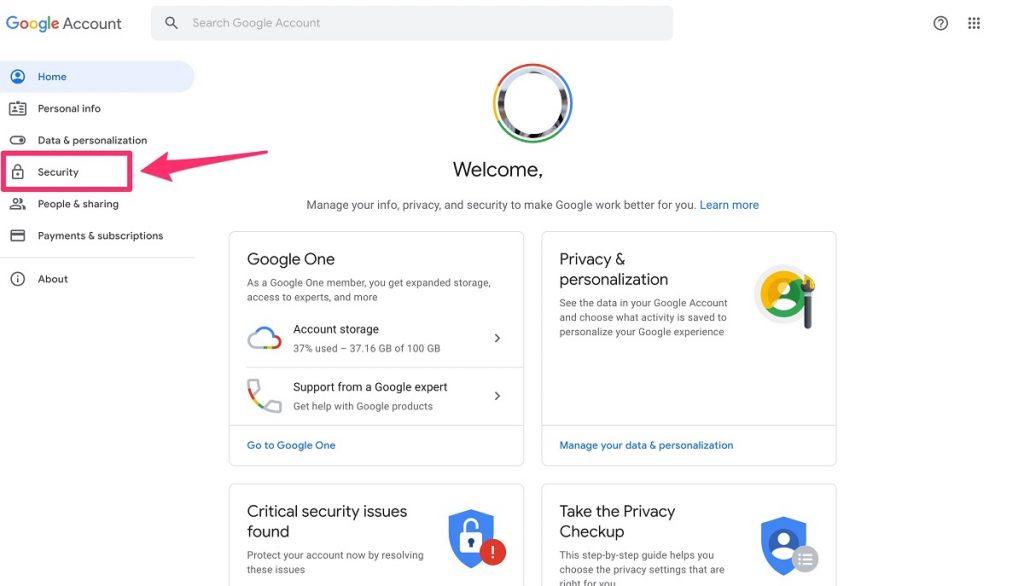 كيفية تفعيل واستخدام خاصية التحقق بخطوتين في جوجل لمزيد من الأمان لحساباتك