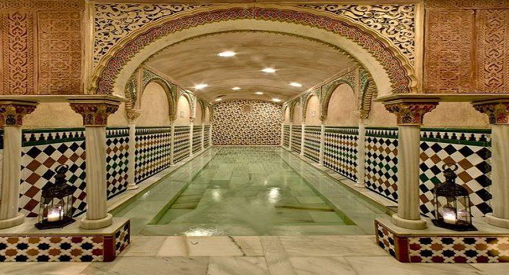 حمام غرناطة