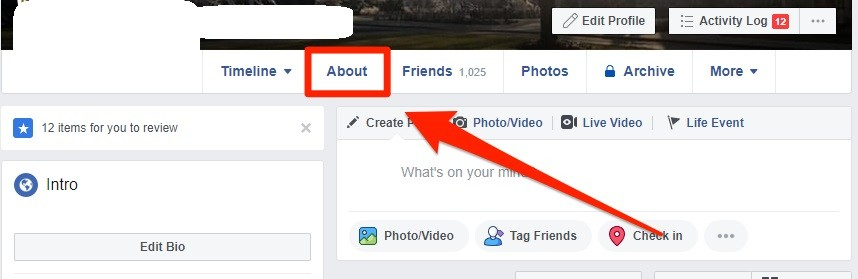 شارك لحظات حياتك الهامة مع أصدقائك من خلال استخدام خاصية فيسبوك Life Event