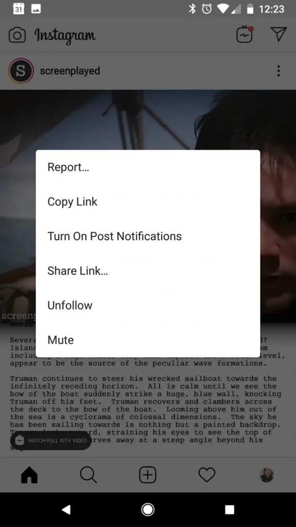 كيفية اعادة نشر فيديو على انستجرام بمختلف الطرق عبر الستوري أو المنشورات العادية