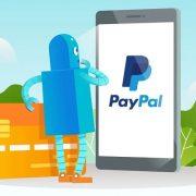 كيفية ربط البطاقات البنكية بالباي بال من خلال تطبيق الهواتف الذكية أو الموقع