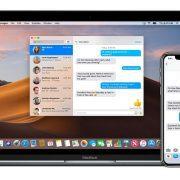 كيفية استخدام iMessage على كمبيوتر ماك وإرسال الرسائل النصية عبر الكمبيوتر