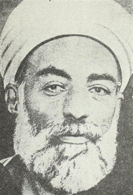 الشيخ محمد الأحمدي الظواهري