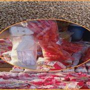 الحلوى والحمص في طنطا