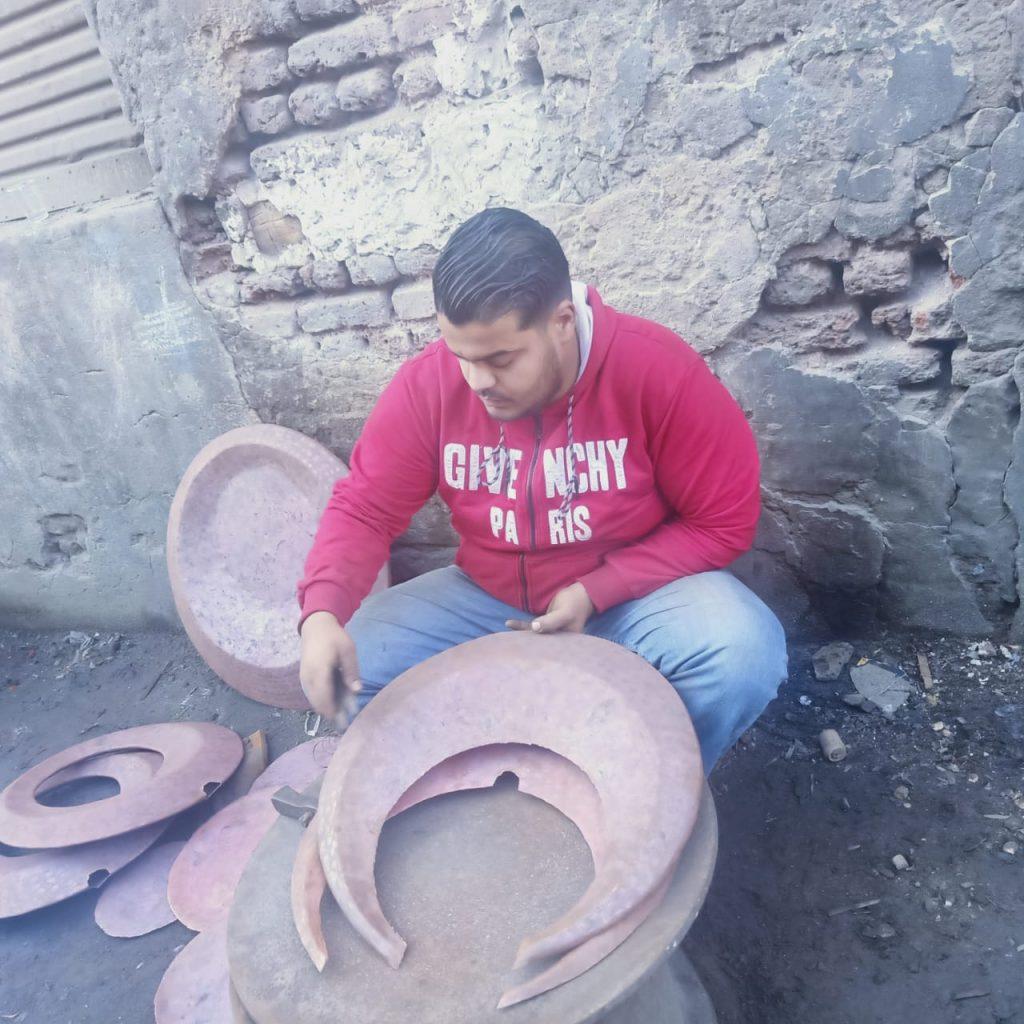 صانع هلال المساجد