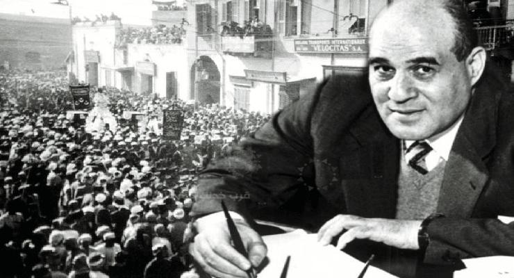 مصطفى أمين ........................... معلوماتك عن ثورة 1919 خاطئة