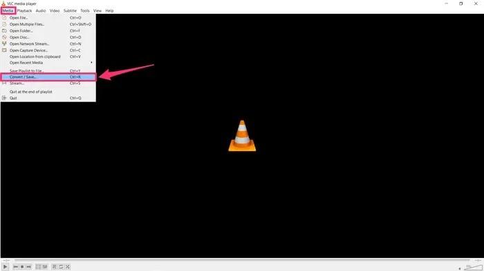 كيفية تحويل الفيديو إلى MP4 من خلال برنامج VLC على الكمبيوتر بمختلف الأنظمة