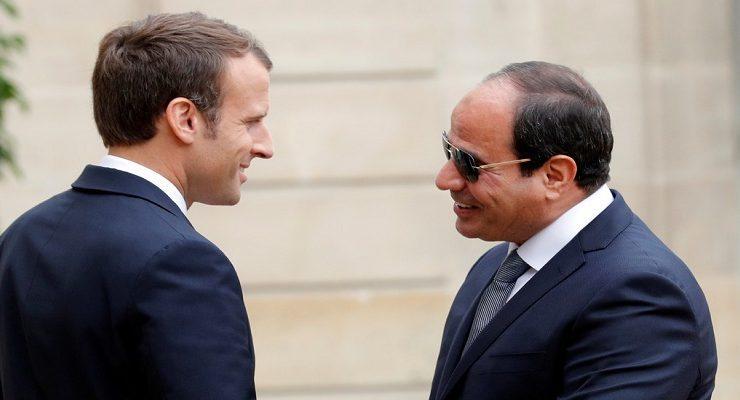 العلاقات العسكرية بين مصر وفرنسا