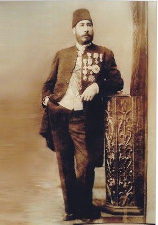 المنشاوي باشا